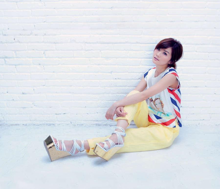Charlene Choi Feet
