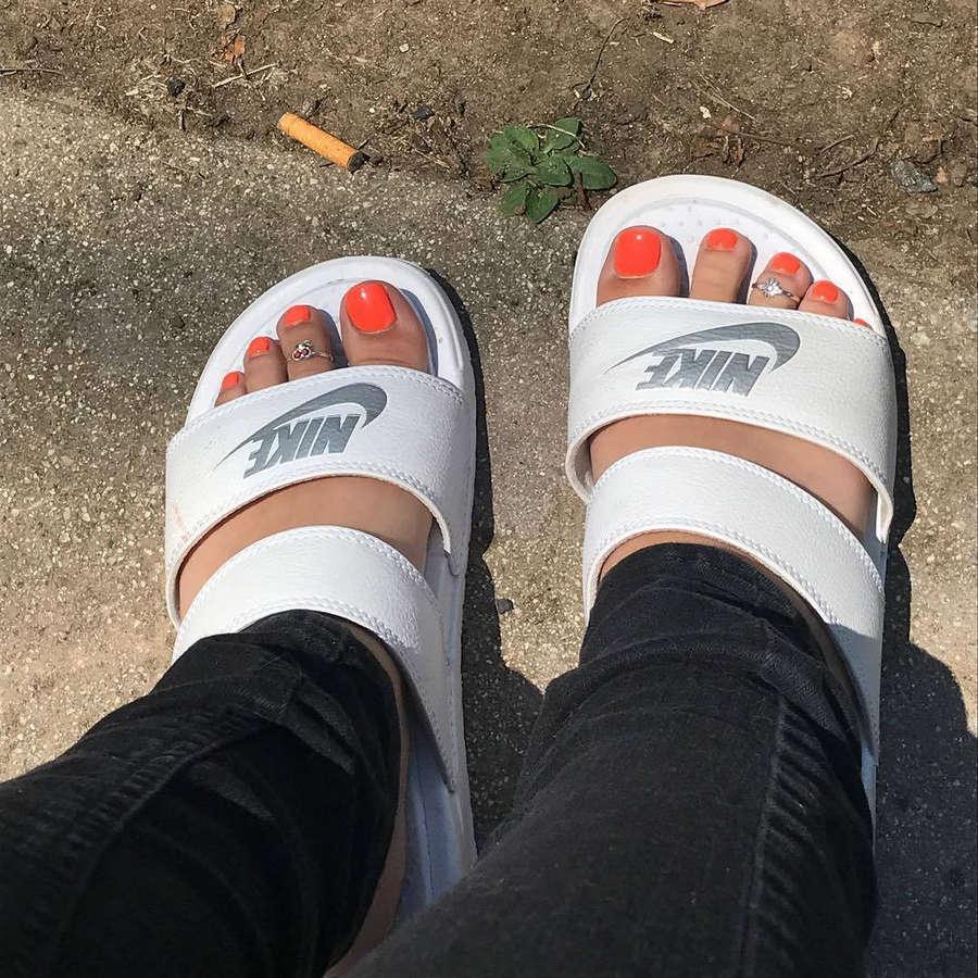 Kreayshawn Feet
