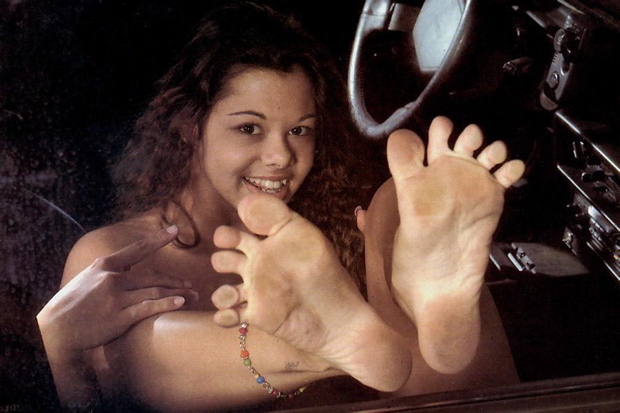 Tabitha Feet