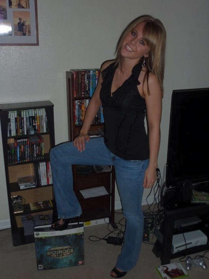 Brittney Brombacher Feet