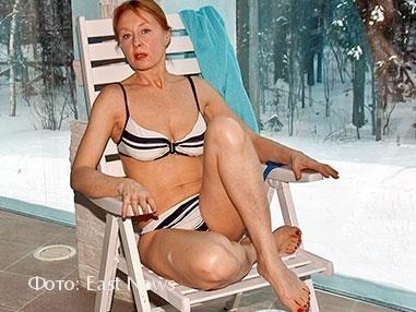 Лариса гузеева засветы, в постели с женщиной фото