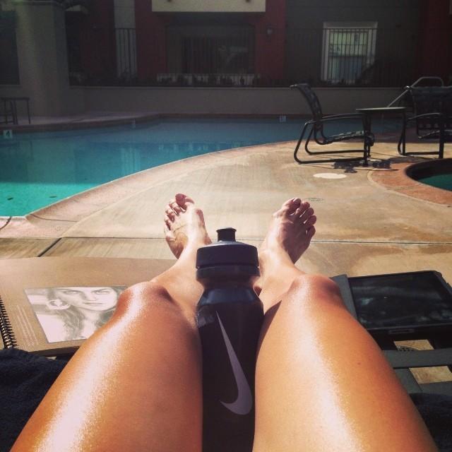 Courtney B Turk Feet