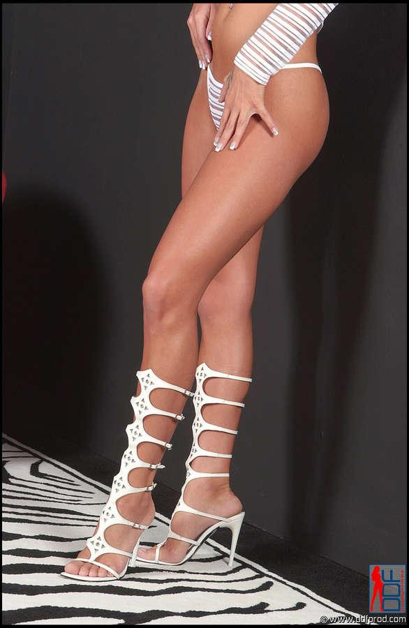 Sheila Grant Feet