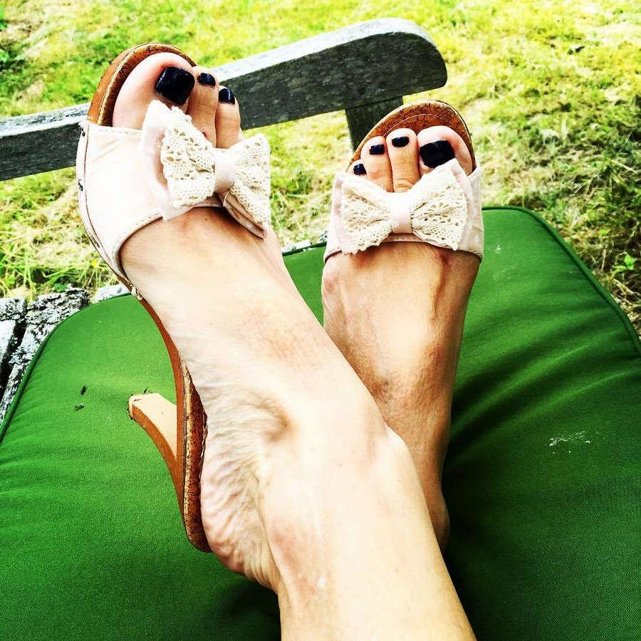 Katerina Janouch Feet