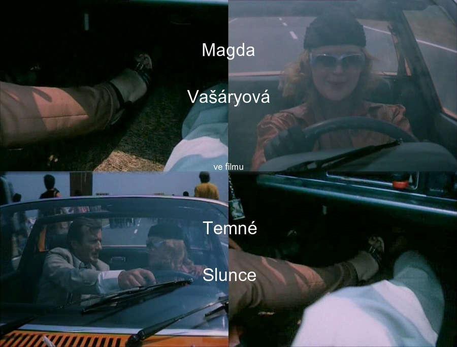 Magda Vasaryova Feet