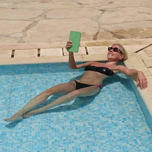 Bikini nina heinemann Nina Hartley