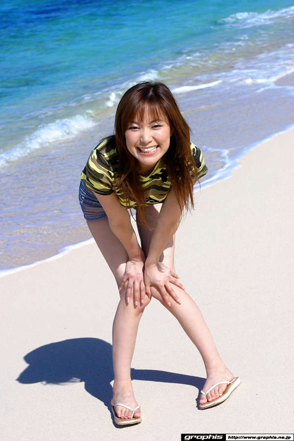 Yua Aida Feet