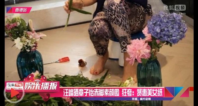 Ziyi Zhang Feet