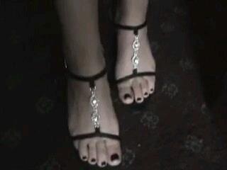 Angel Williams Feet