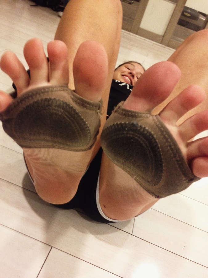 Abella Danger Feet