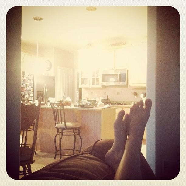 Alex G Feet