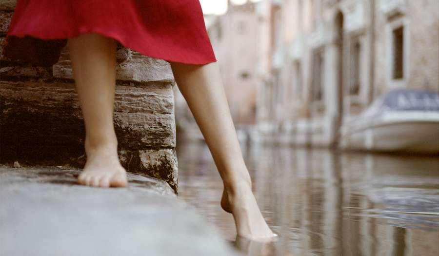 Fritzi Haberlandt Feet