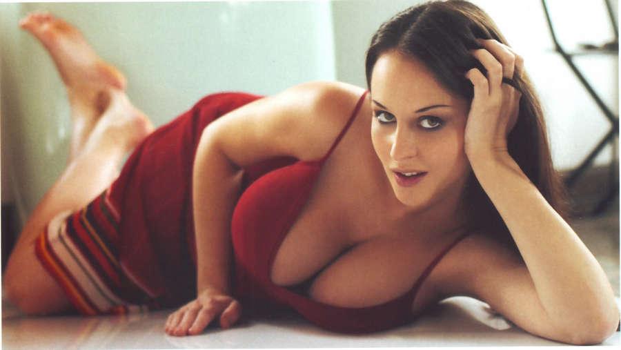 Jenny mcclain red panties
