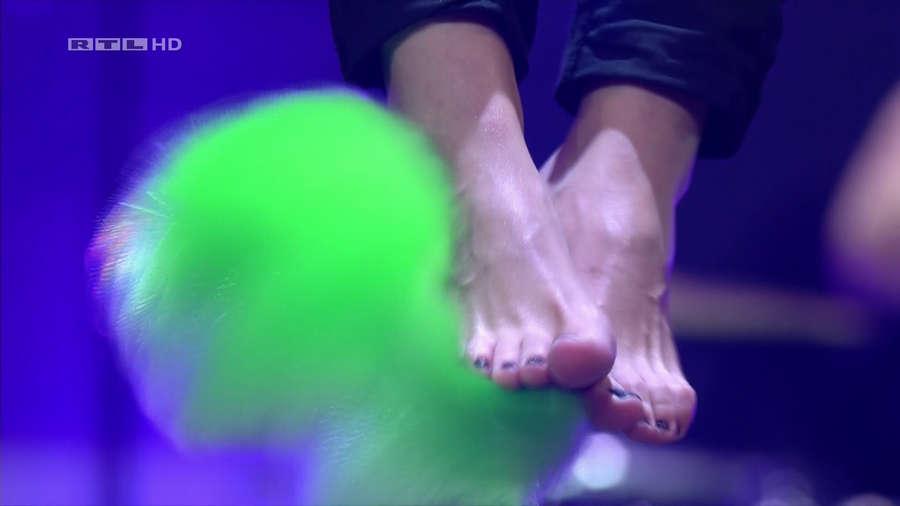 Stefanie Kloss Feet