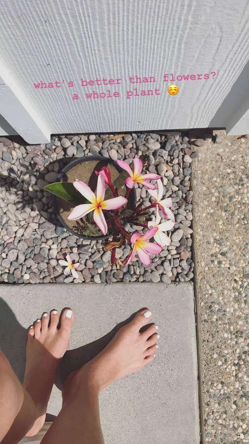Tristan Prettyman Feet