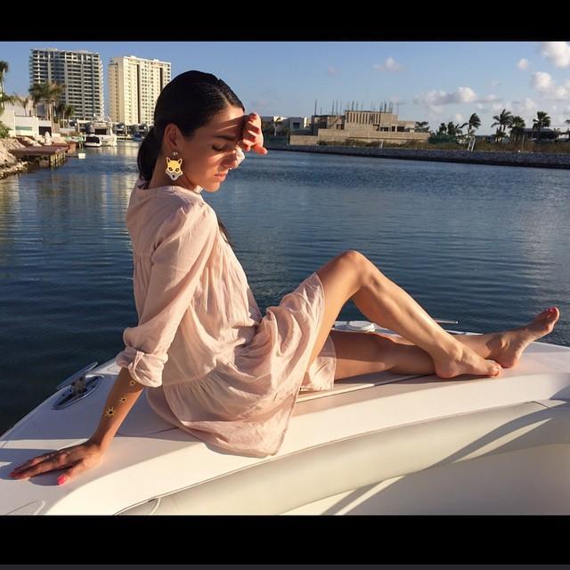Chantal Torres Feet