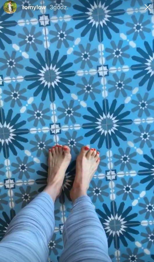 Romy Low Feet