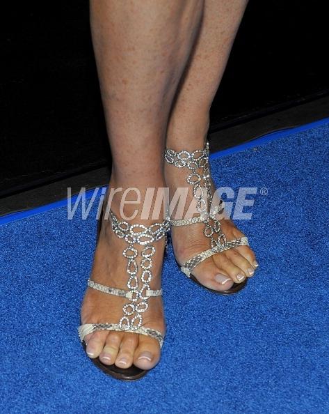 Tanya Newbould Feet