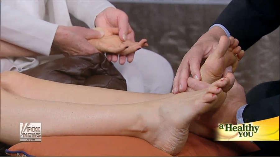 Carol Alt Feet