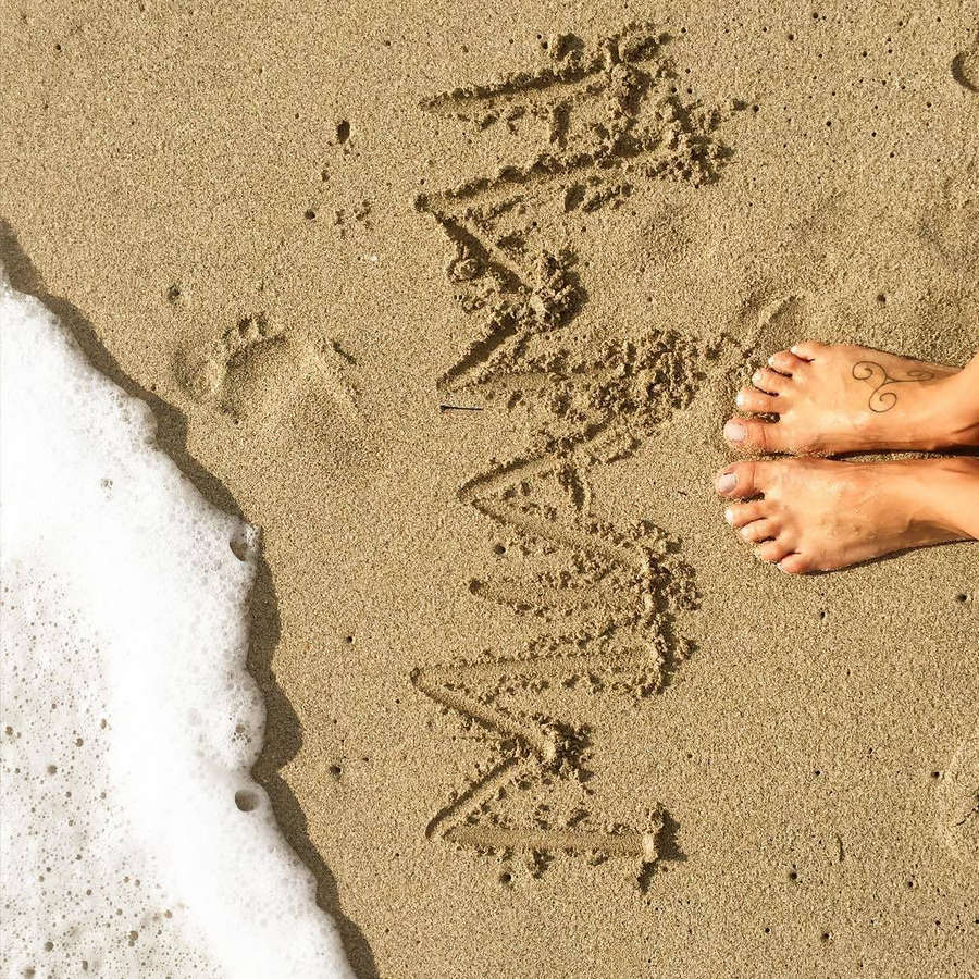 Marilia Moreno Feet