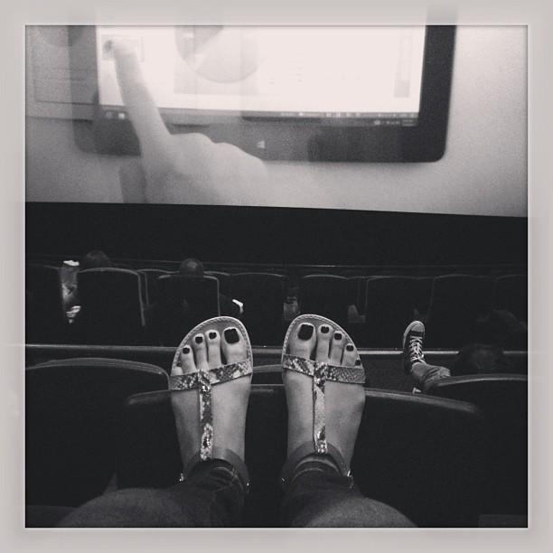 Natasha Forouzannia Feet
