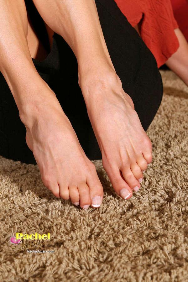 Rachel Aziani Feet
