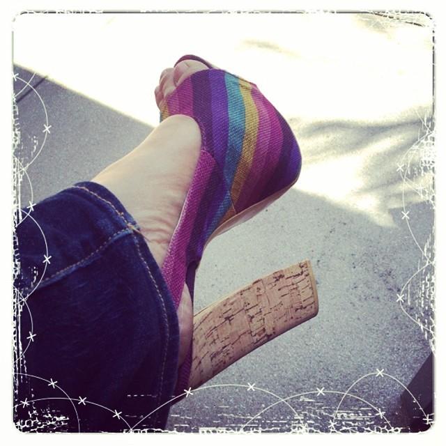 Kim Farris Feet