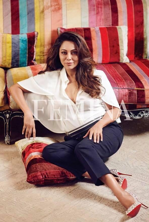 Gauri Khan Feet