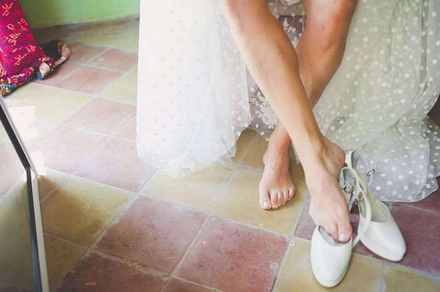 Mariana Seligmann Feet