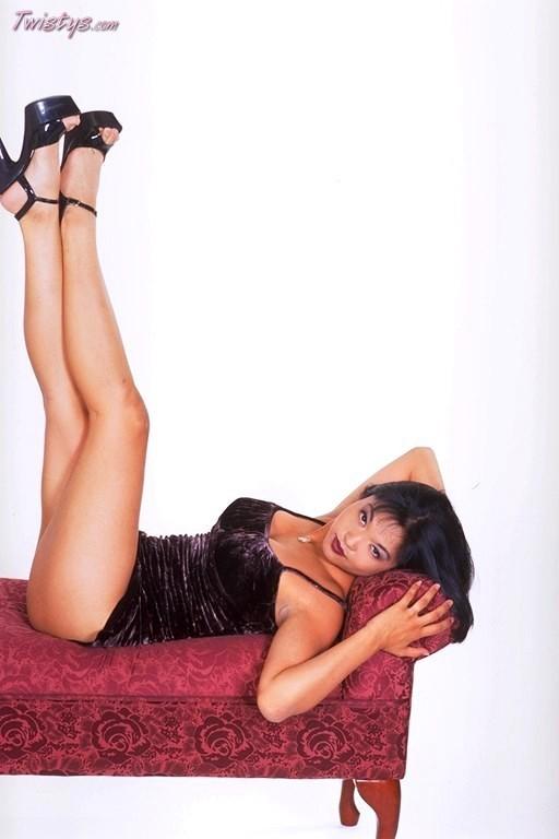 Mika Tan Feet