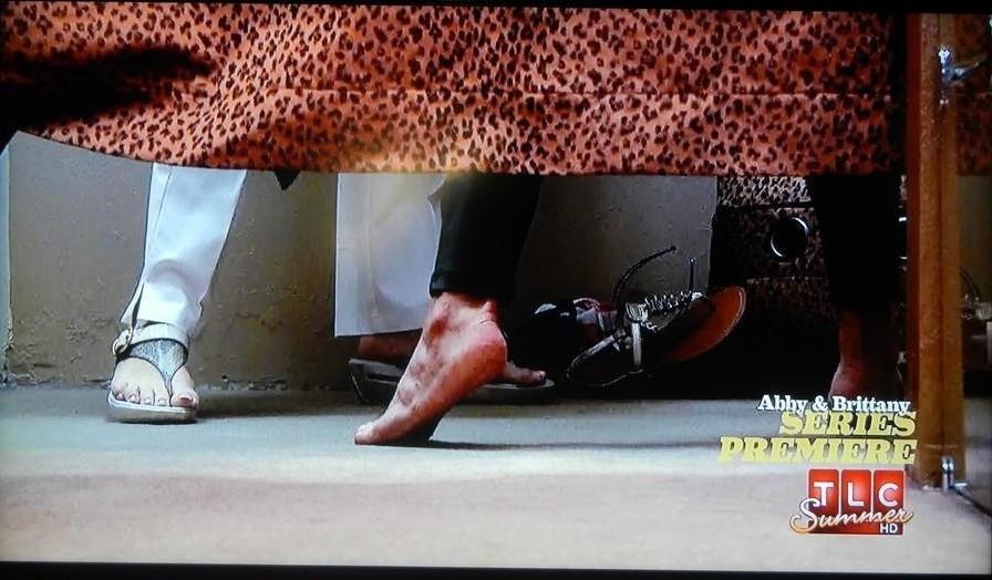 Britty Hensel Feet