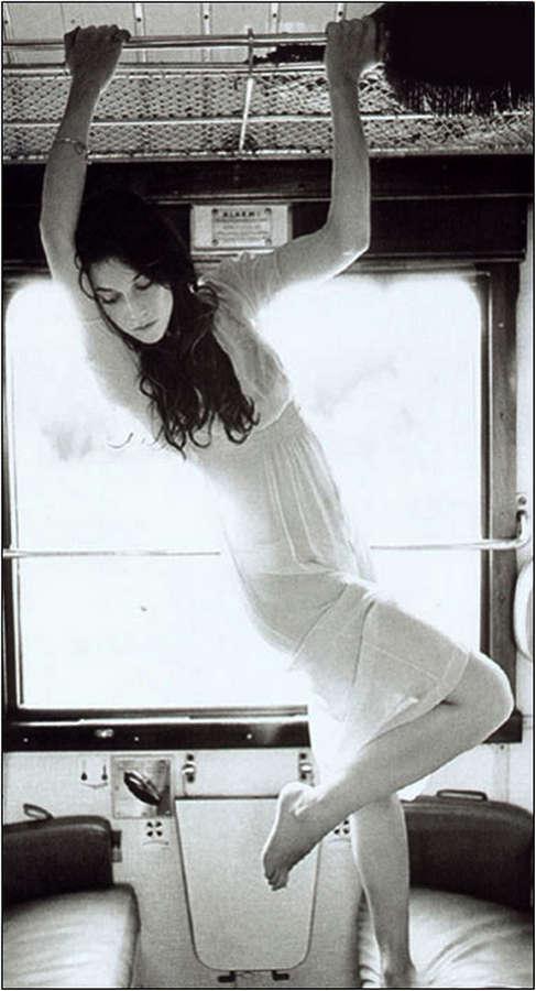Charlotte Gainsbourg Feet