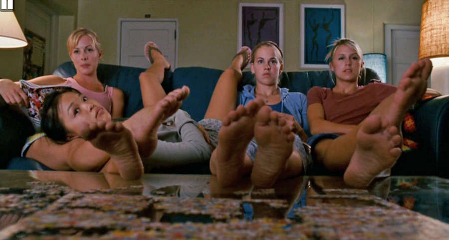 Maddy Curley Feet