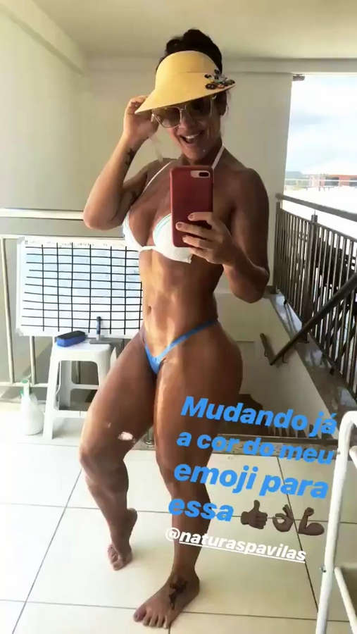 Scheila Carvalho Feet