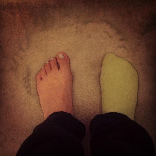 Chantel Houston Feet