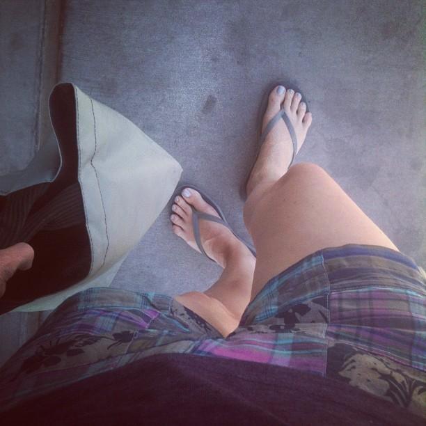 Coryanne Ettiene Feet