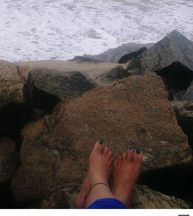 Jennifer Antony Feet