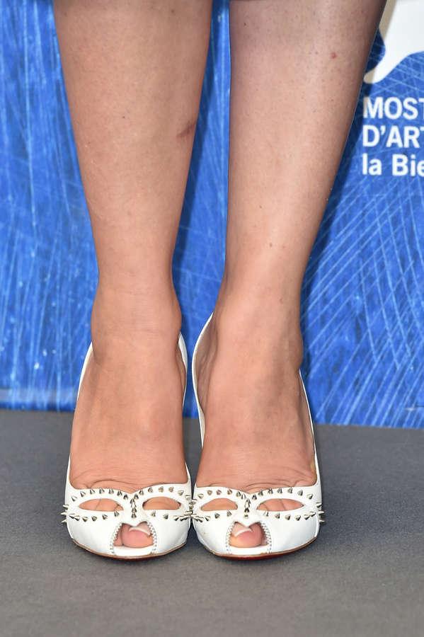 Ludivine Sagnier Feet