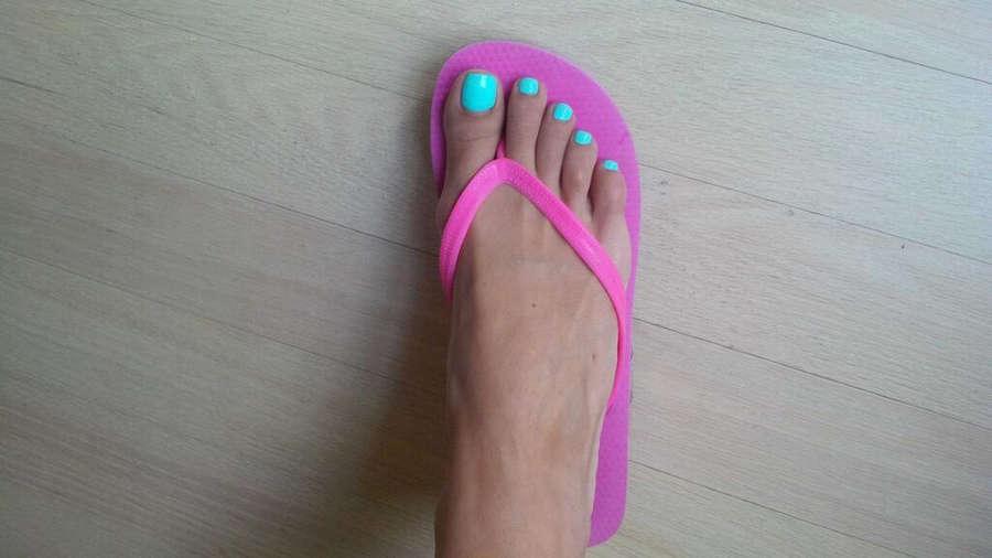 Dina Pugliese Feet