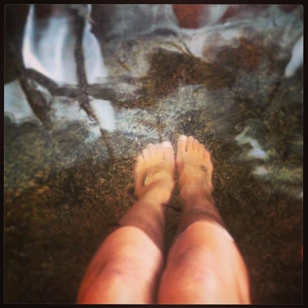 Jillian Stacey Feet