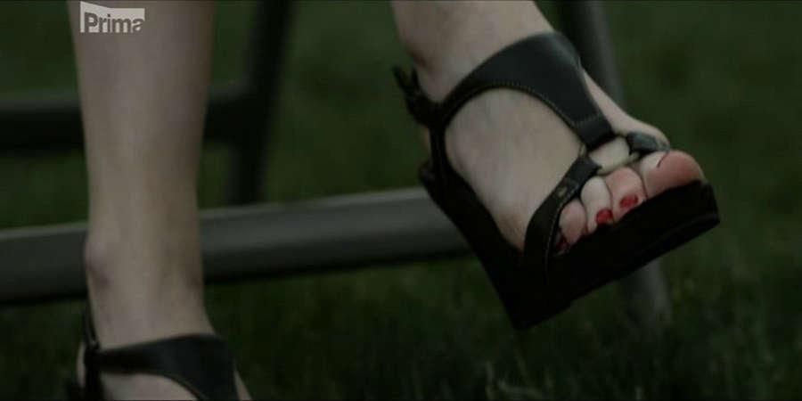 Michaela Rotterova Feet