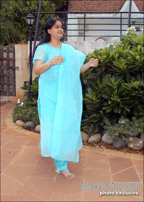 Vijayshanti Feet