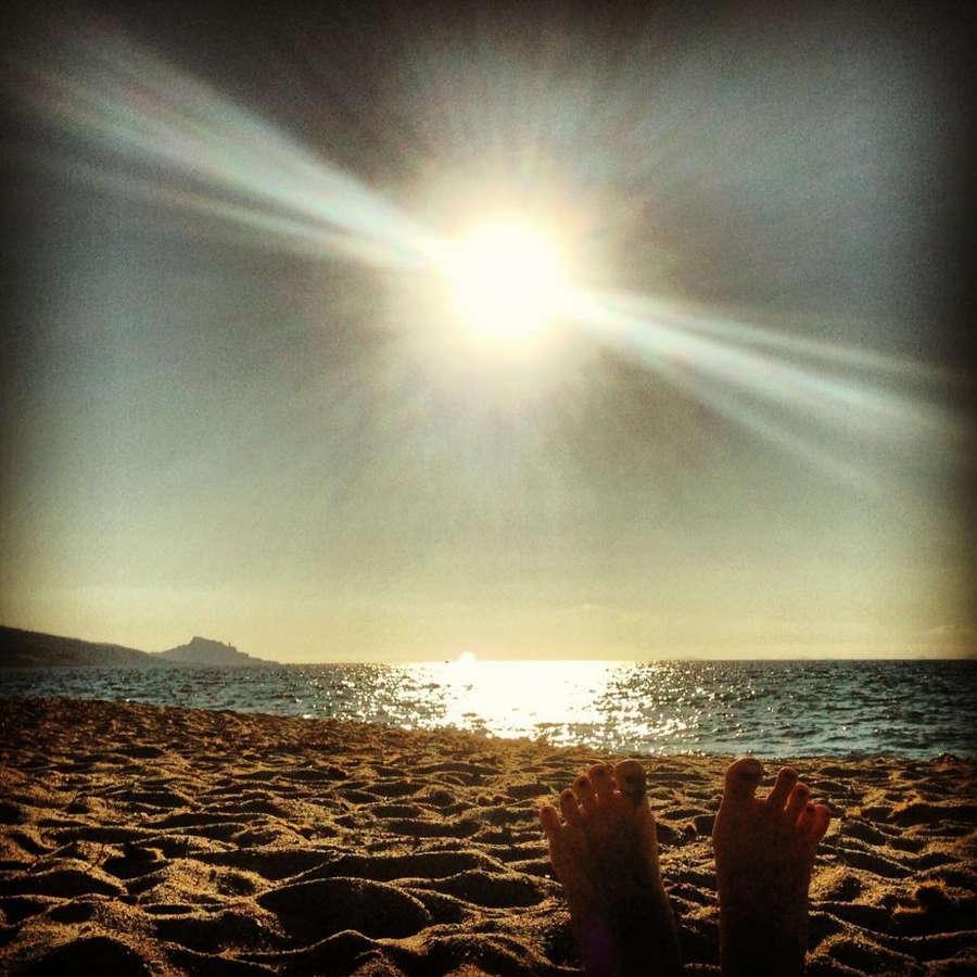 Nina Zilli Feet