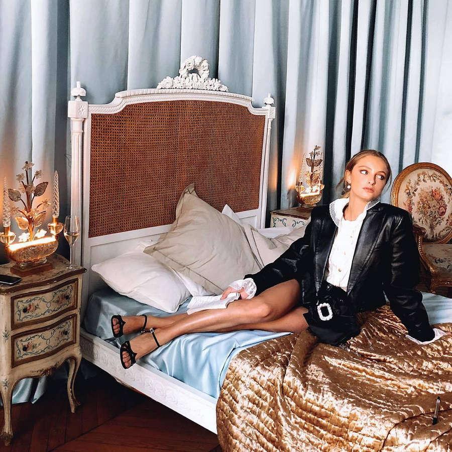Beatrice Vendramin Feet