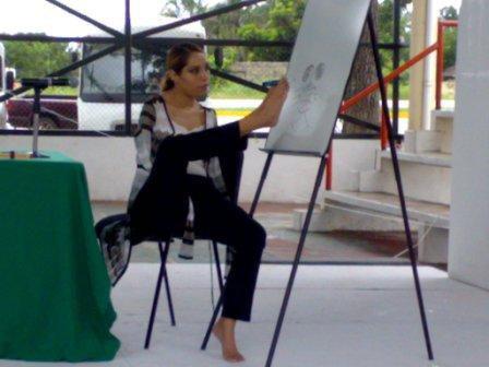 Adriana Hernandez Feet