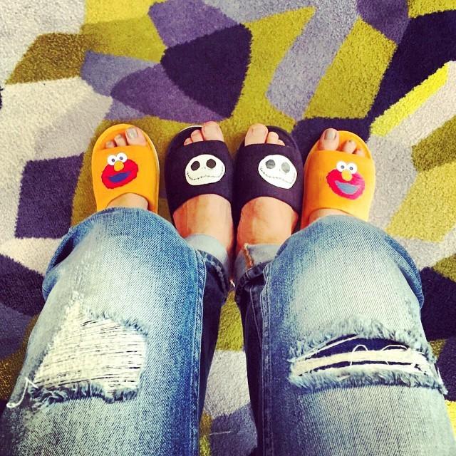 Raquel Strada Feet