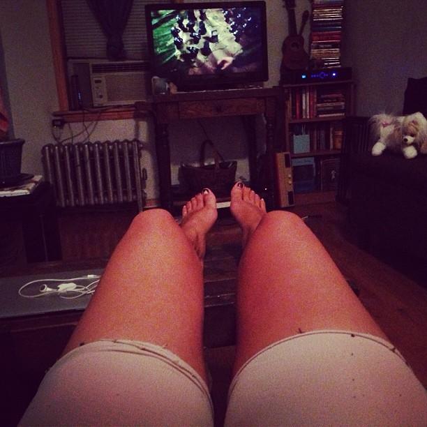 Marina Cockenburg Feet