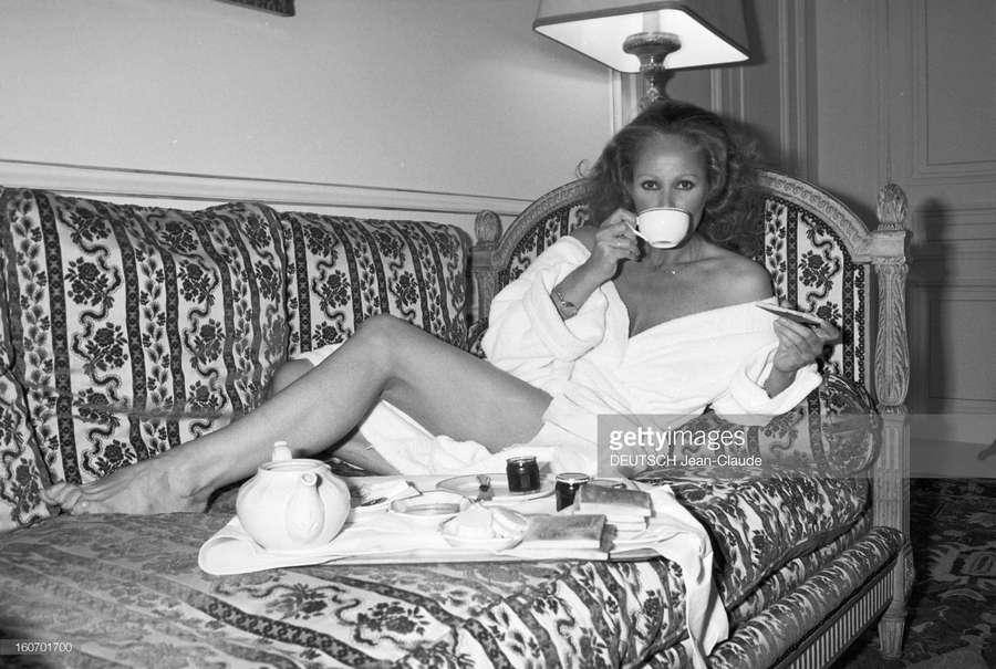 Ursula Andress Feet