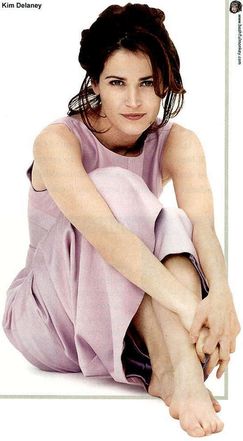 Kim Delaney Feet