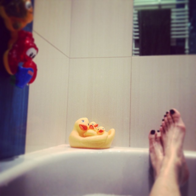 Anna Karwan Feet
